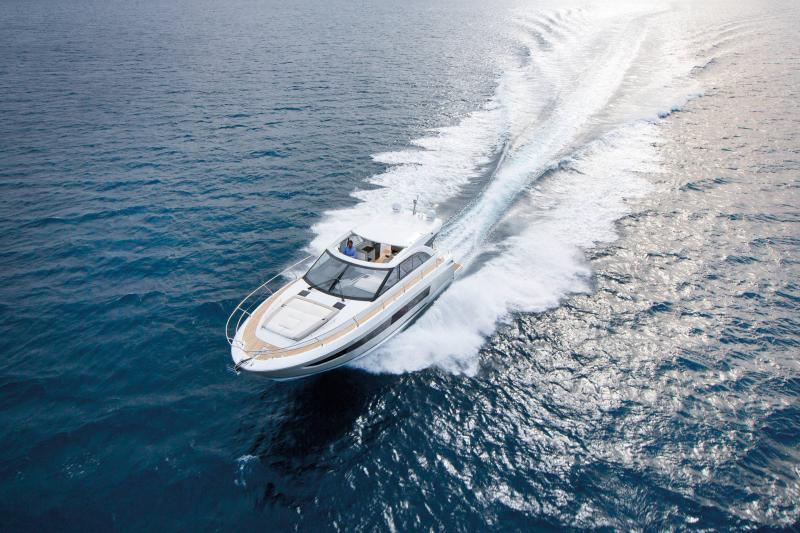Leader 46 │ Leader of 14m │ Boat powerboat Jeanneau  18469