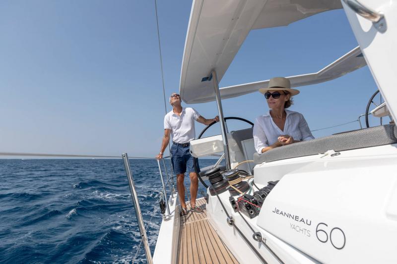Jeanneau Yachts 60 │ Jeanneau Yachts of 18m │ Boat Barche a vela Jeanneau  23374