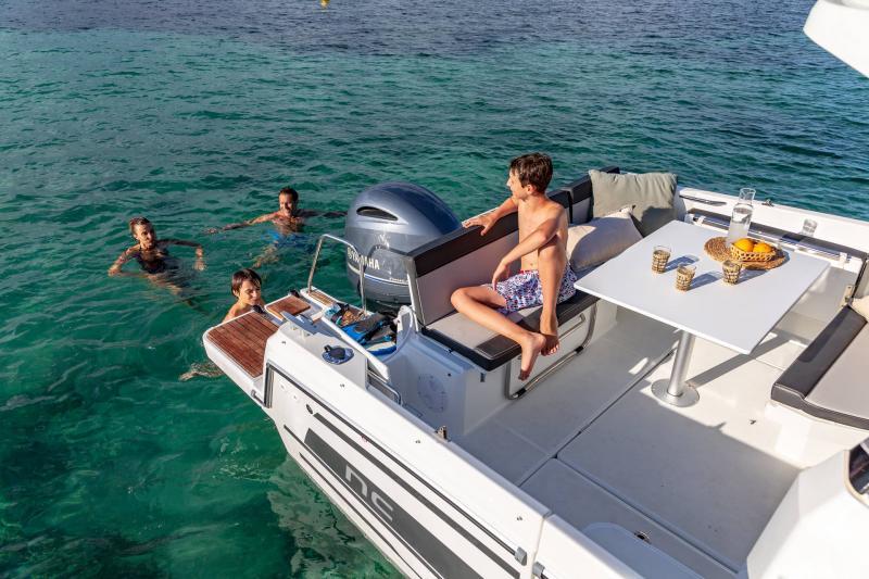 NC 795 Series 2 │ NC Weekender of 8m │ Boat powerboat Jeanneau  21946