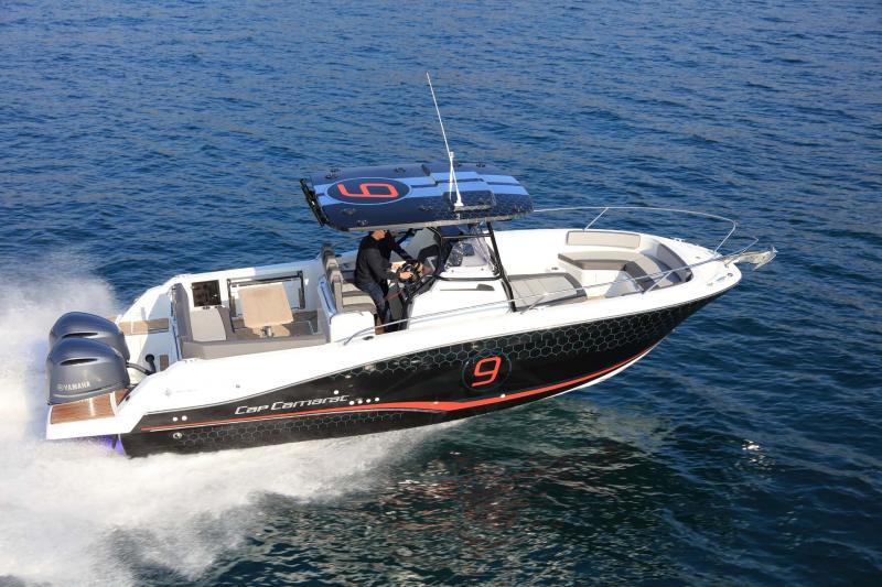 Cap Camarat 9.0 CC │ Cap Camarat Center Console of 9m │ Boat Outboard Jeanneau Cap Camarat 9.0 CC 11532