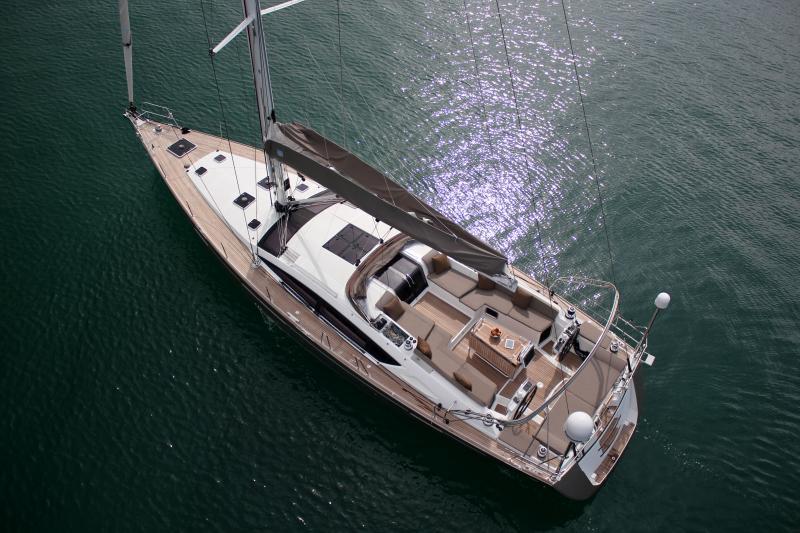 Jeanneau 57 │ Jeanneau Yachts of 18m │ Boat Sailboat Jeanneau Jeanneau 57 597