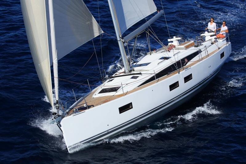 Jeanneau Yachts 51 │ Jeanneau Yachts de 15m │ Bateaux Voiliers Jeanneau  17386