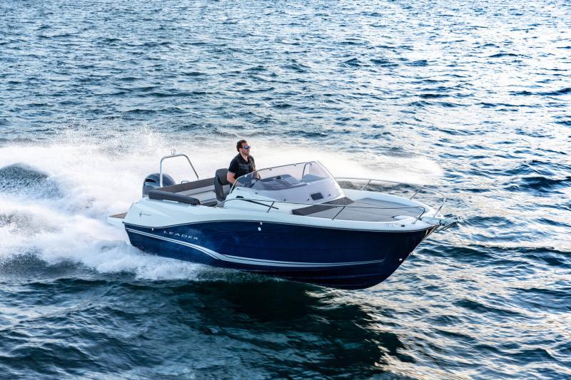 Leader 6.5 Series 3 │ Leader WA of 7m │ Boat powerboat Jeanneau  21013