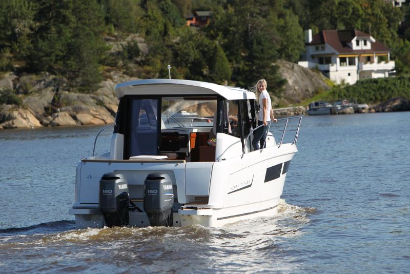 Merry Fisher 855 │ Merry Fisher of 9m │ Boat Outboard Jeanneau boat Merry-Fisher-855 342