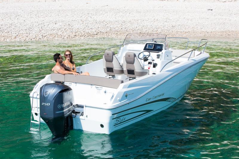 Cap Camarat 7.5 CC │ Cap Camarat Center Console of 7m │ Boat Outboard Jeanneau bateau Cap_Camarat-7.5CCs2 1786