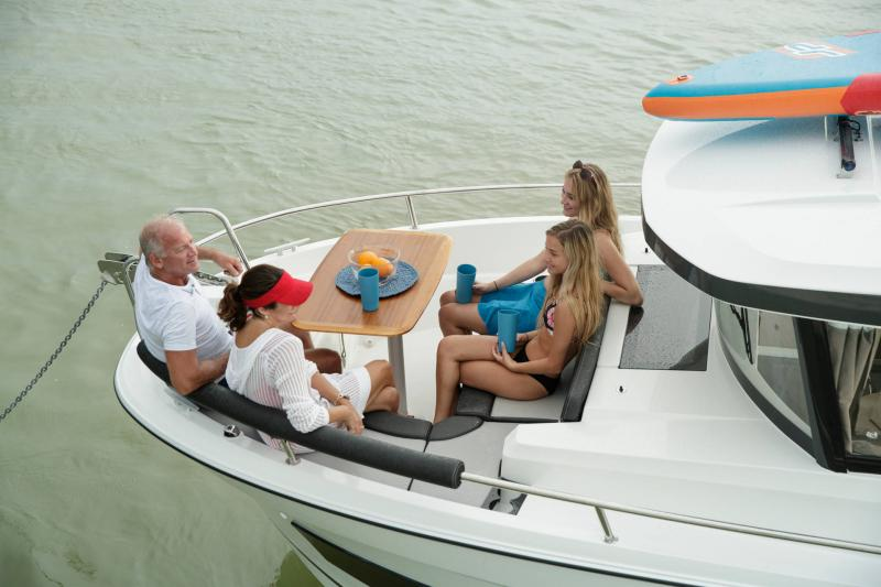 NC 895 Sport │ NC Sport of 9m │ Boat Outboard Jeanneau  18995