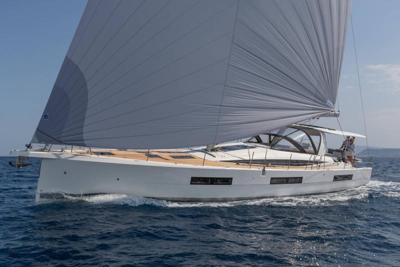 Jeanneau Yachts 60 │ Jeanneau Yachts of 18m │ Boat Barche a vela Jeanneau  23370