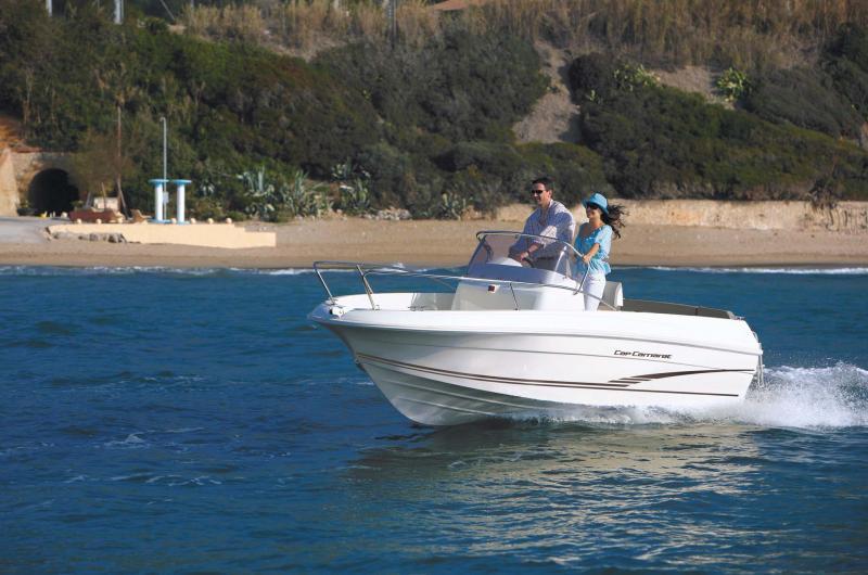 Cap Camarat 5.1 CC │ Cap Camarat Center Console of 5m │ Boat Außenbord Jeanneau  10940