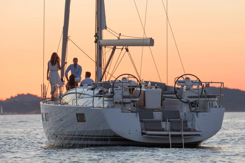 Jeanneau Yachts 51 │ Jeanneau Yachts de 15m │ Bateaux Voiliers Jeanneau  17394