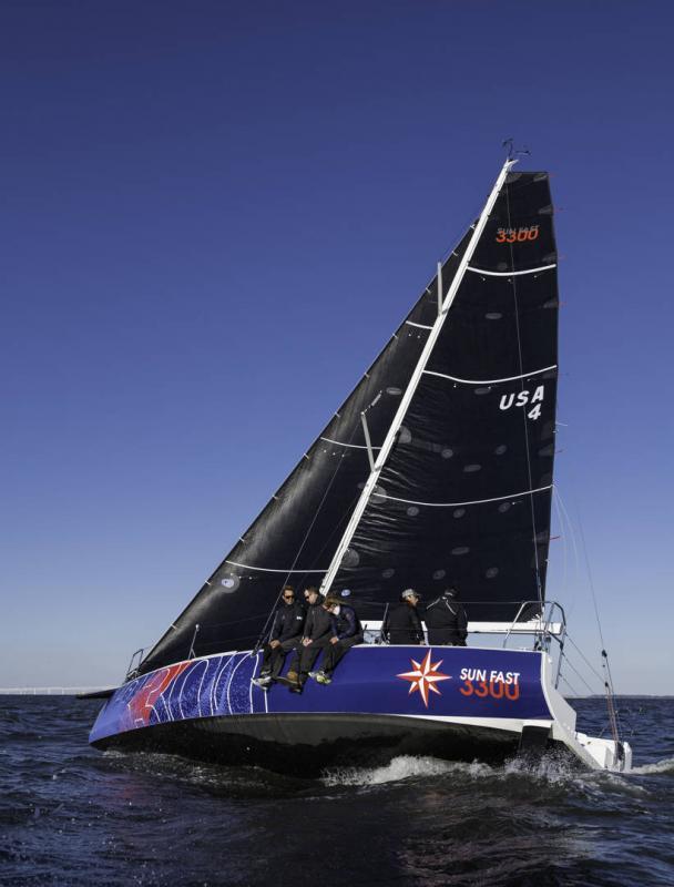 Sun Fast 3300 │ Sun Fast of 10m │ Boat Sailboat Jeanneau  20042