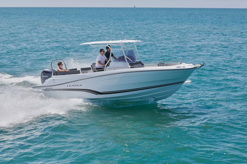 Leader 7.5 CC Series 3 │ Leader CC of 7m │ Boat powerboat Jeanneau  23218