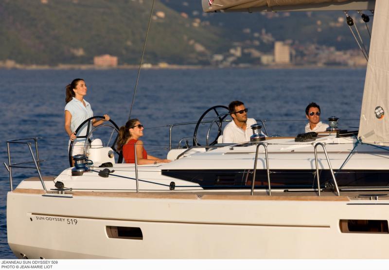 Sun Odyssey 519 │ Sun Odyssey of 16m │ Boat Segelboote Jeanneau  19785