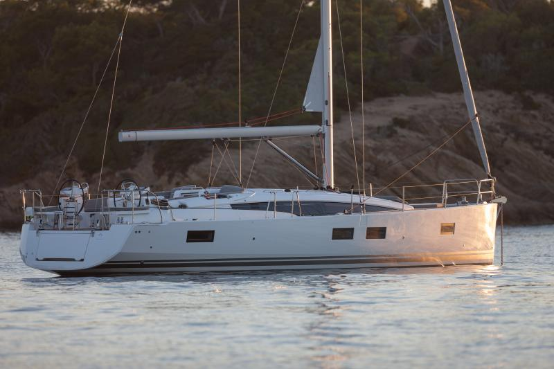 Jeanneau 51 Exterior Views 33