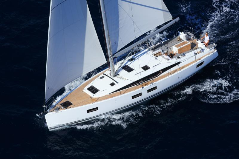 Jeanneau 51 Exterior Views 25
