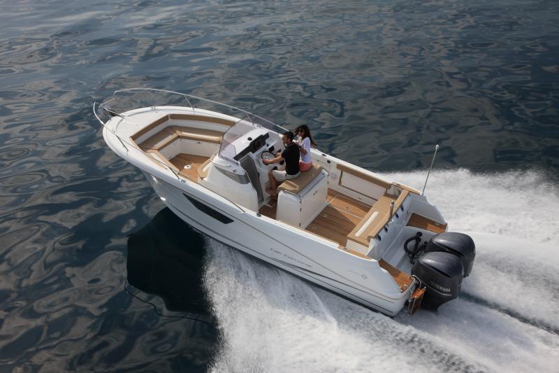Cap Camarat 8.5 CC │ Cap Camarat Center Console of 8m │ Boat Outboard Jeanneau boat Cap_Camarat_CC-8.5CC 458