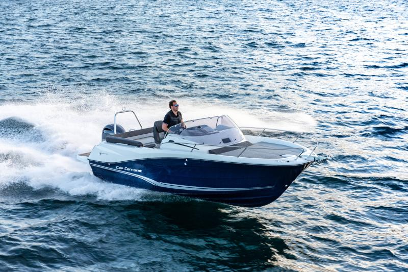 Cap Camarat 6.5 WA série3 │ Cap Camarat Walk Around of 6m │ Boat powerboat Jeanneau  17191