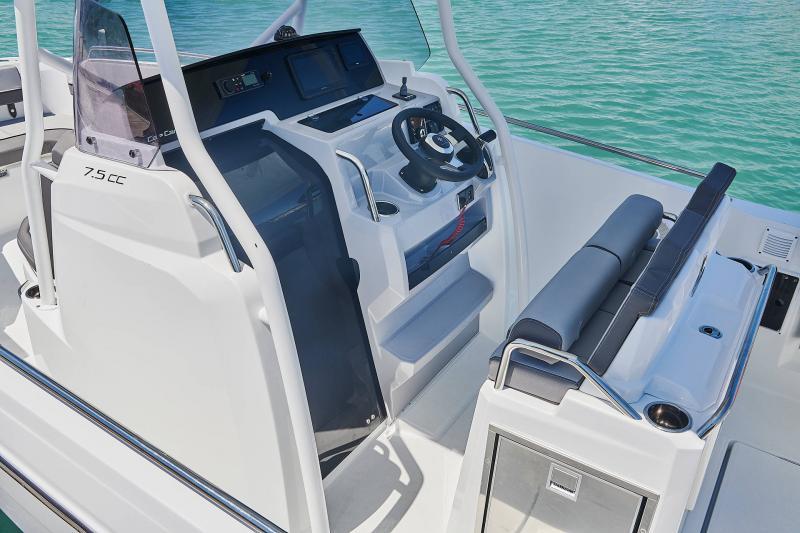 Leader 7.5 CC Series 3 │ Leader CC of 7m │ Boat powerboat Jeanneau  23086