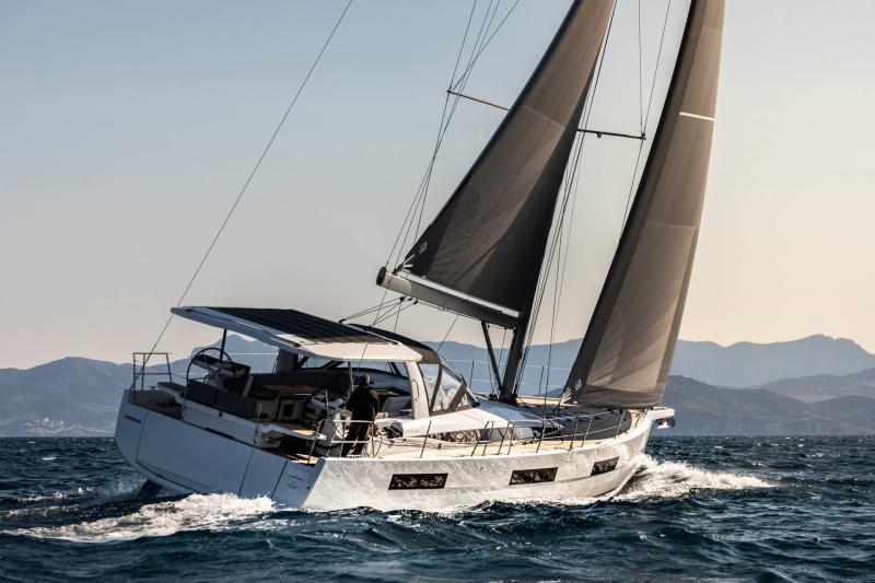 Jeanneau Yachts 60 │ Jeanneau Yachts of 18m │ Boat Sailboat Jeanneau  22814