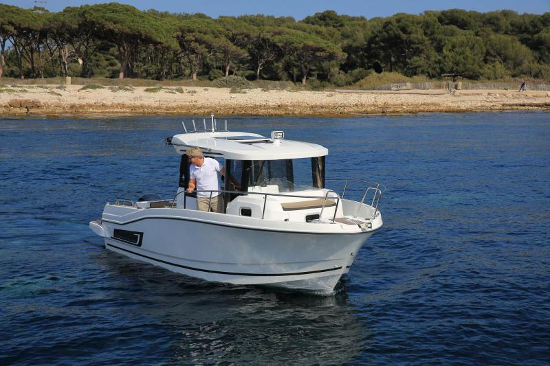 Merry Fisher 795 Marlin Exterior Views 1