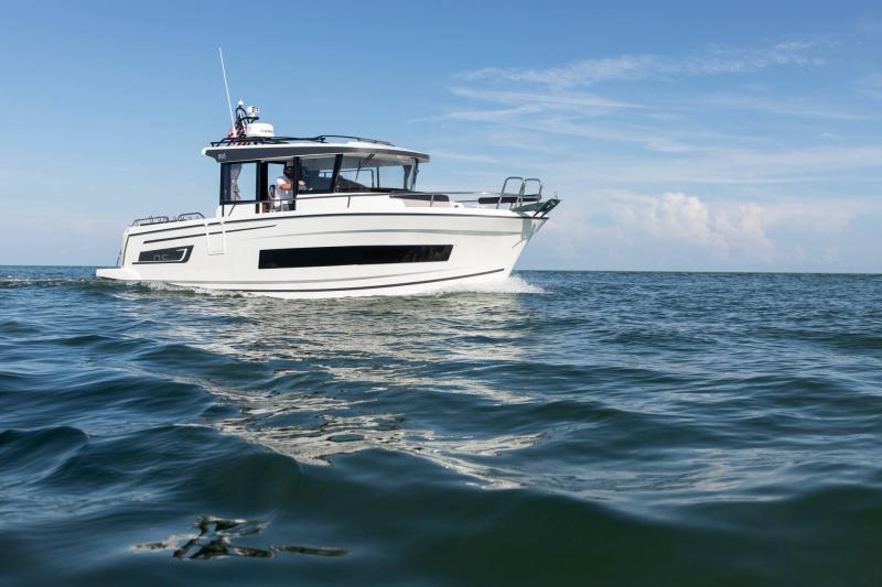 NC 895 Sport │ NC Sport of 9m │ Boat Outboard Jeanneau  18996