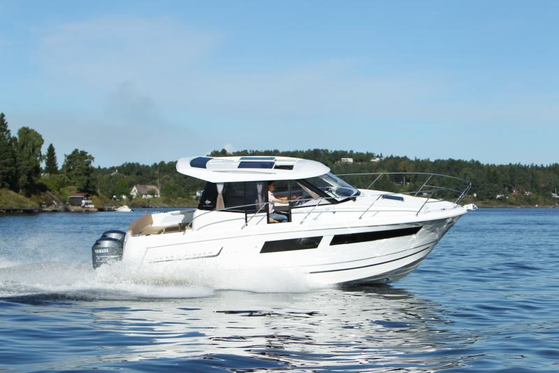Merry Fisher 855 │ Merry Fisher of 9m │ Boat Outboard Jeanneau boat Merry-Fisher-855 338
