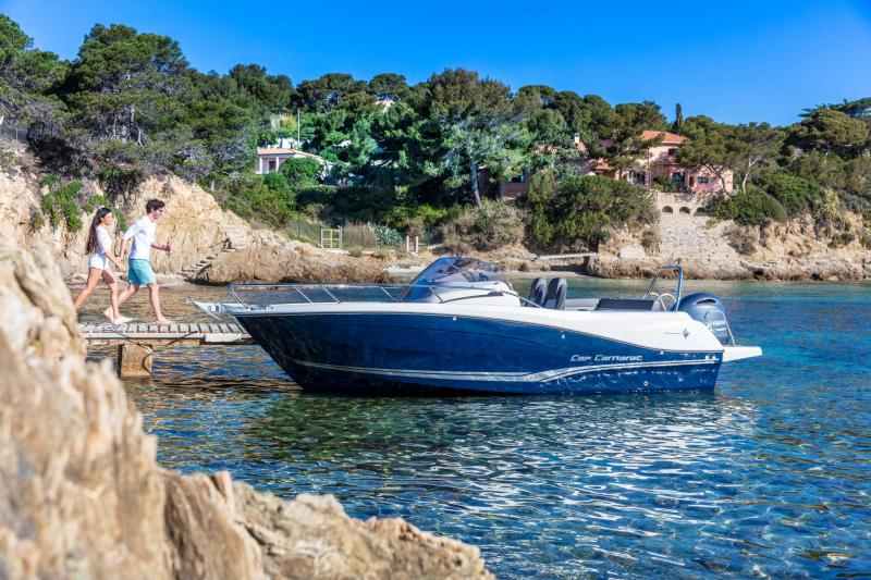 Cap Camarat 6.5 WA série3 │ Cap Camarat Walk Around of 6m │ Boat powerboat Jeanneau  17207