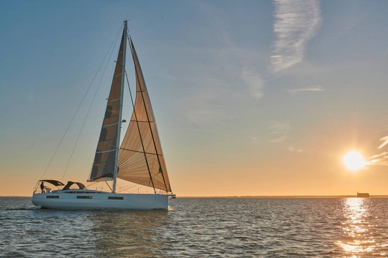 Jeanneau Yachts 60 │ Jeanneau Yachts of 18m │ Boat Sailboat Jeanneau 1-Navigation 22553