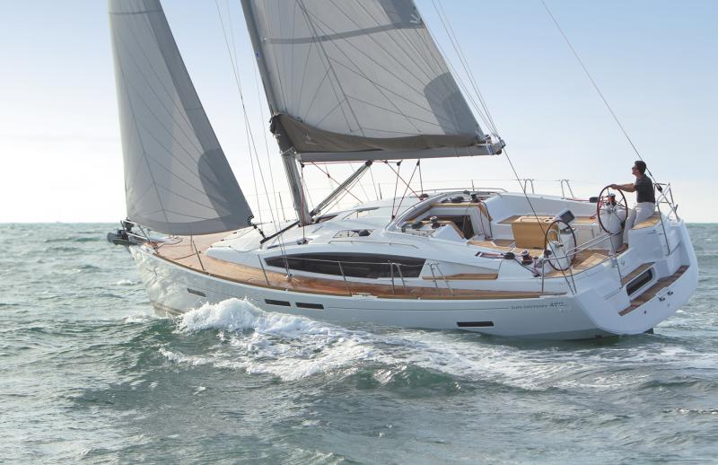 Sun Odyssey 41 DS │ Sun Odyssey DS of 12m │ Boat Sailboat Jeanneau boat Sun-Odyssey-DS-41DS 509