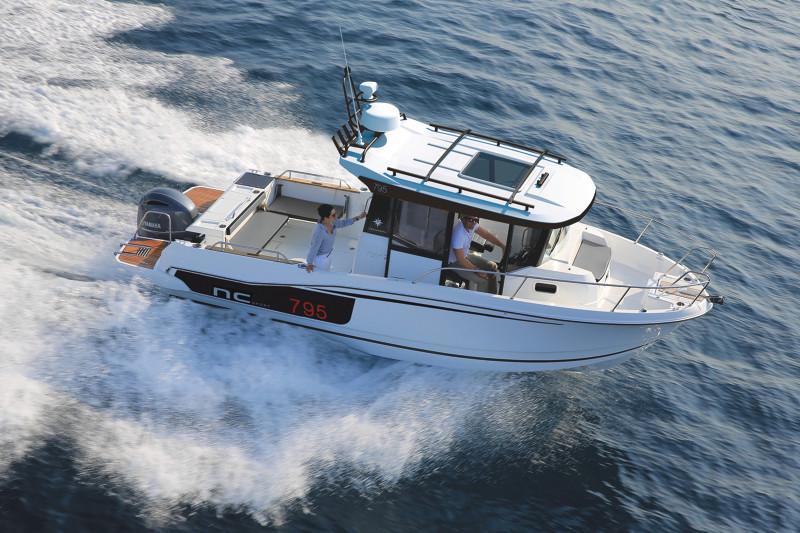 NC 795 Sport │ NC Sport of 8m │ Boat powerboat Jeanneau  21823