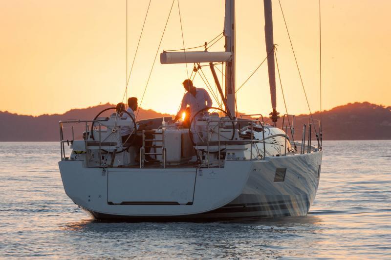 Jeanneau 51 │ Jeanneau Yachts of 15m │ Boat Sailboat Jeanneau  17395
