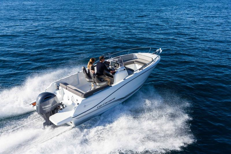 Cap Camarat 6.5 CC série3 │ Cap Camarat Center Console of 7m │ Boat powerboat Jeanneau  17171