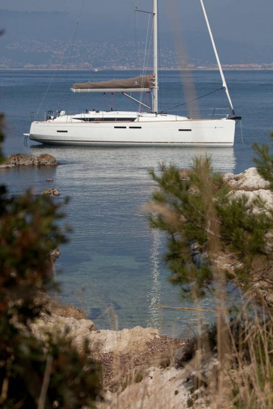 Sun Odyssey 419 │ Sun Odyssey of 13m │ Boat Veleros Jeanneau  19376