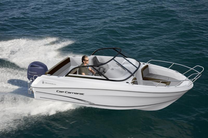 CAP CAMARAT 5.5 BR │ Cap Camarat Bow Rider of 5m │ Boat powerboat Jeanneau CAP CAMARAT 5.5 BR 3326