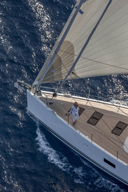 Jeanneau 64 │ Jeanneau Yachts of 20m │ Boat Sailboat Jeanneau  17622