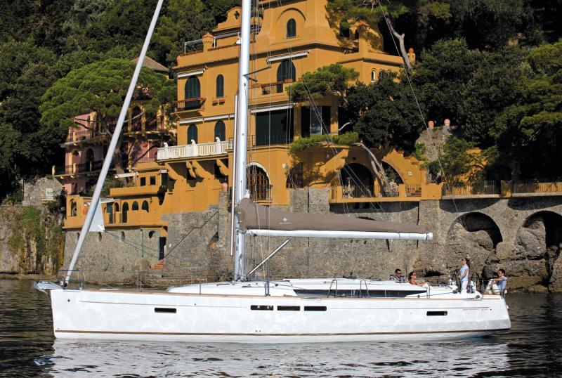 Sun Odyssey 519 │ Sun Odyssey of 16m │ Boat Segelboote Jeanneau  19779