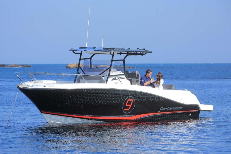 Cap Camarat 9.0 CC │ Cap Camarat Center Console of 9m │ Boat Fuori bordo Jeanneau Cap Camarat 9.0 CC 11553