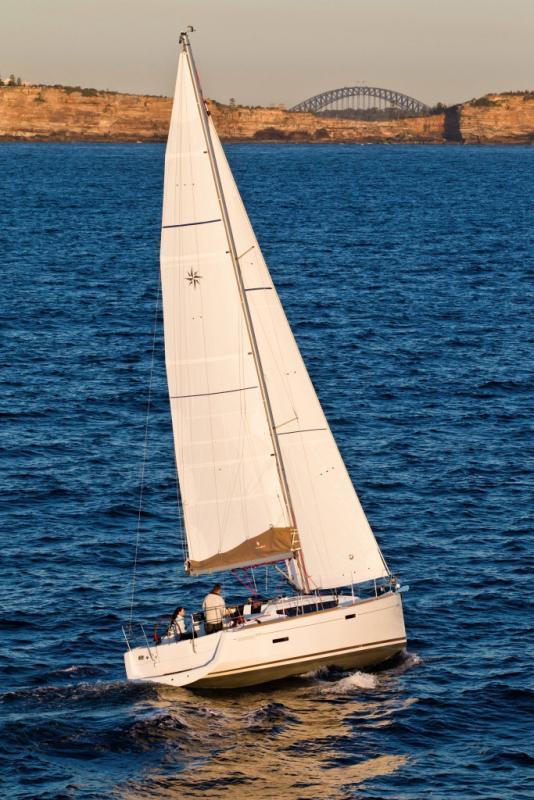 Sun Odyssey 379 │ Sun Odyssey of 11m │ Boat Sailboat Jeanneau  8349