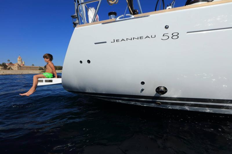 Jeanneau 58 │ Jeanneau Yachts of 18m │ Boat Sailboat Jeanneau  17540