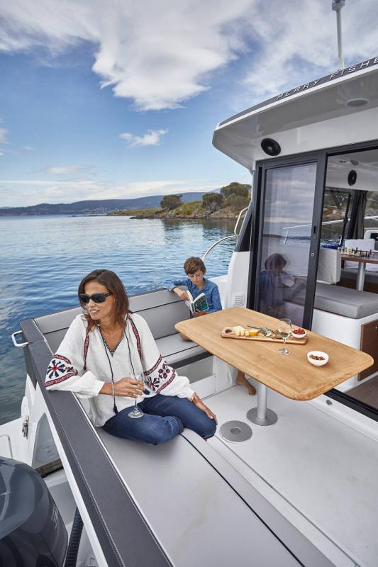 NC 1095 │ NC Weekender of 10m │ Boat powerboat Jeanneau  18870