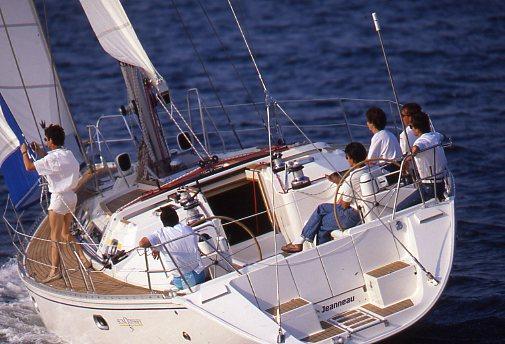 Sun Odyssey 51 │ Sun Odyssey of 15m │ Boat Veleros Jeanneau  15653