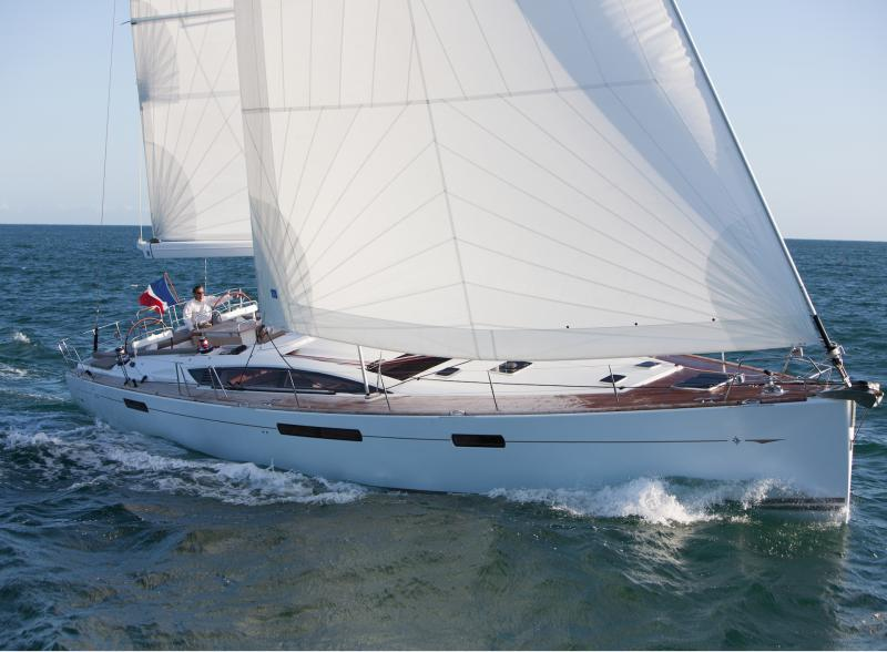 Jeanneau 58 Exterior Views 25
