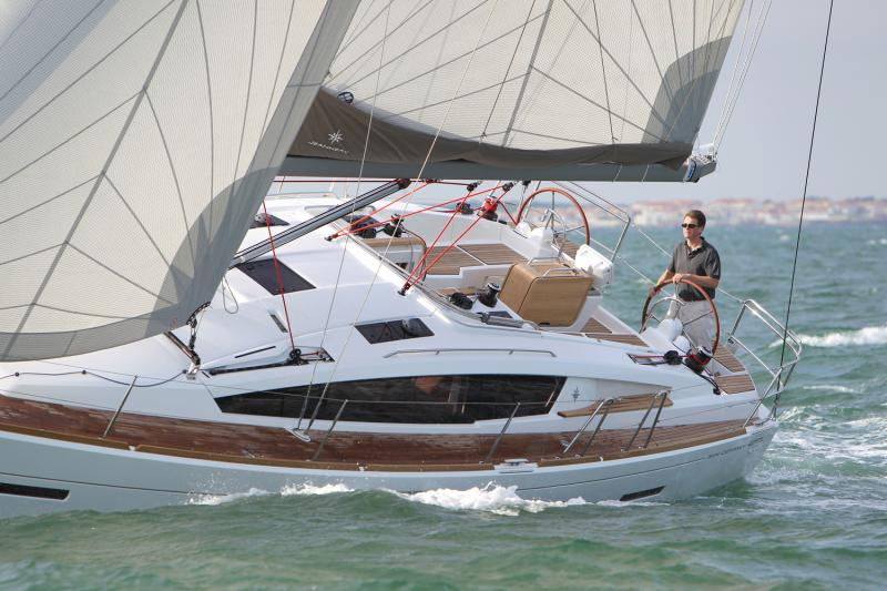 Sun Odyssey 41 DS │ Sun Odyssey DS of 12m │ Boat Sailboat Jeanneau boat Sun-Odyssey-DS-41DS 516