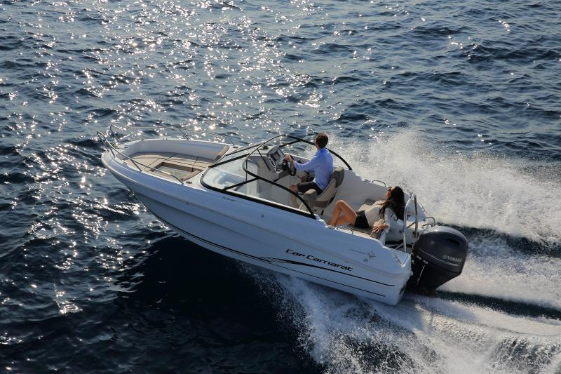 CAP CAMARAT 5.5 BR │ Cap Camarat Bow Rider of 5m │ Boat Outboard Jeanneau CAP CAMARAT 5.5 BR 4846