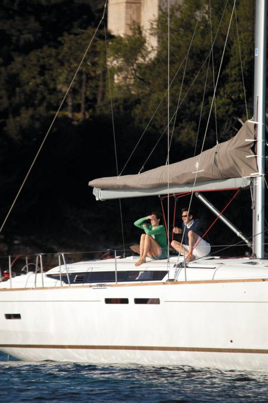 Sun Odyssey 449 │ Sun Odyssey of 14m │ Boat Sailboat Jeanneau  19504