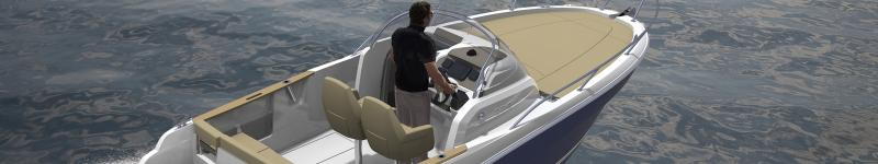 Cap Camarat 6.5 WA │ Cap Camarat Walk Around of 7m │ Boat powerboat Jeanneau boat Cap_Camarat_WA-6.5WA2 426