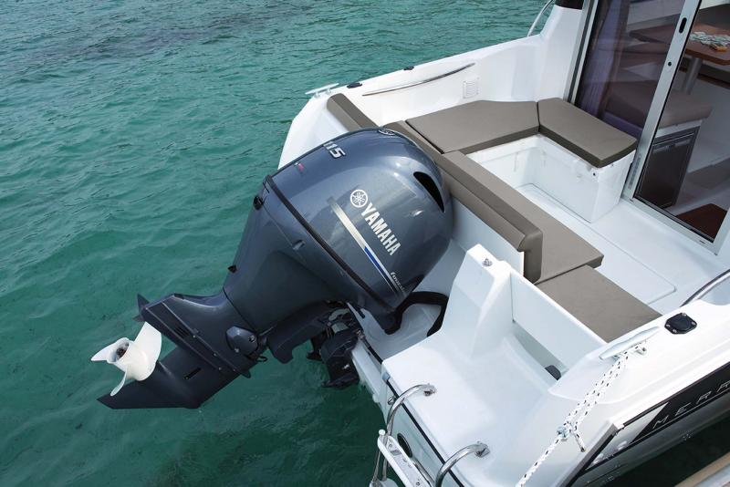 Merry Fisher 605 │ Merry Fisher of 6m │ Boat Outboard Jeanneau  10383