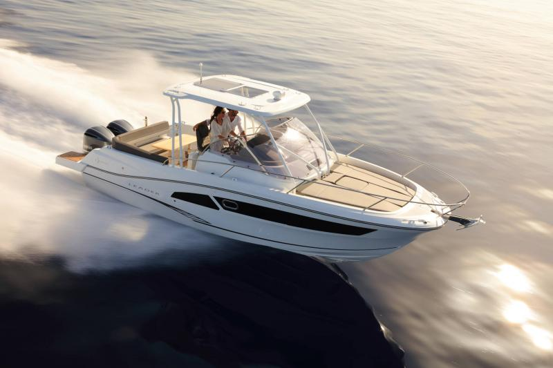 Leader 9.0 │ Leader WA of 9m │ Boat powerboat Jeanneau  18845