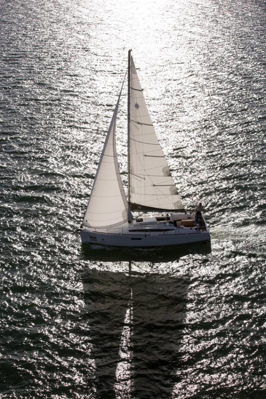 Sun Odyssey 349 Vues d'extérieur 9