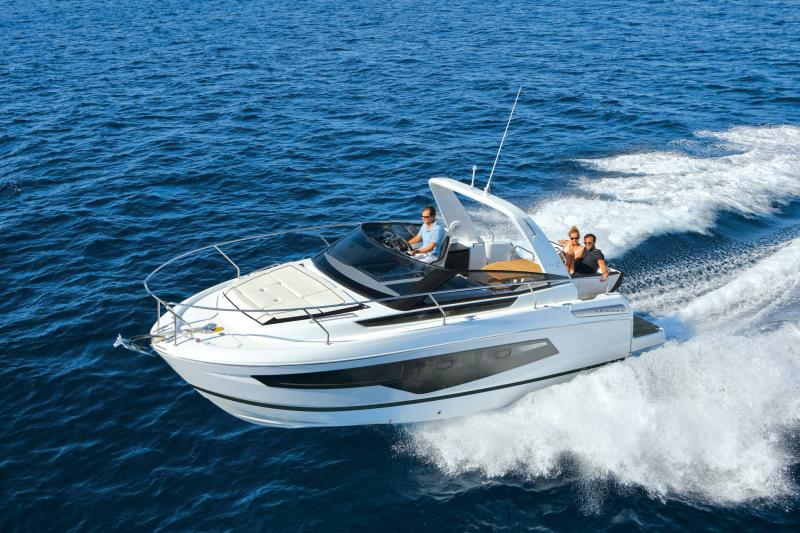 Leader 30 │ Leader of 9m │ Boat powerboat Jeanneau  18161