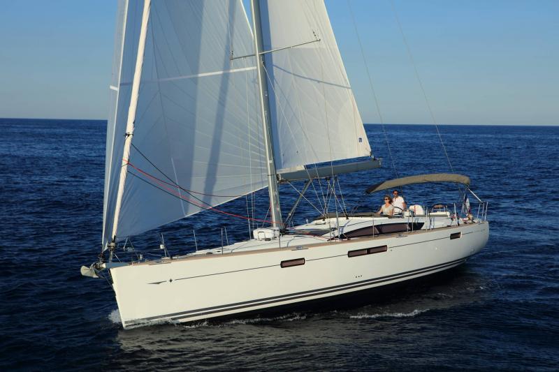 Jeanneau 58 │ Jeanneau Yachts of 18m │ Boat Sailboat Jeanneau  17528